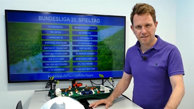 #SotipptderBoss: Bayern behält im Derby die Oberhand