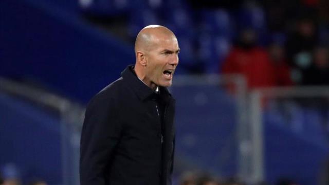 """Zidane: """"Me gustan los jugadores como Brahim que no tienen miedo por jugar"""""""