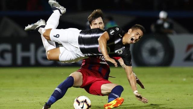 2-1. Zamora quita invicto a Cerro Porteño y manda al Mineiro al sótano