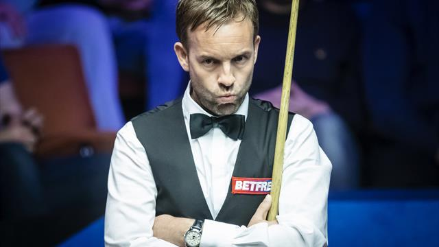 Amateur Zhang Yi defeats Ali Carter to set up O'Sullivan clash