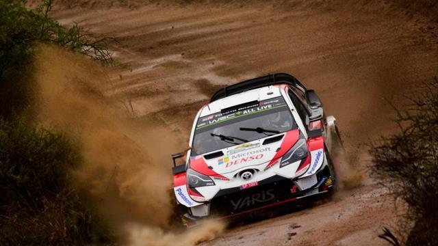 Ott Tänak se impone en la primera etapa del Rally de Argentina