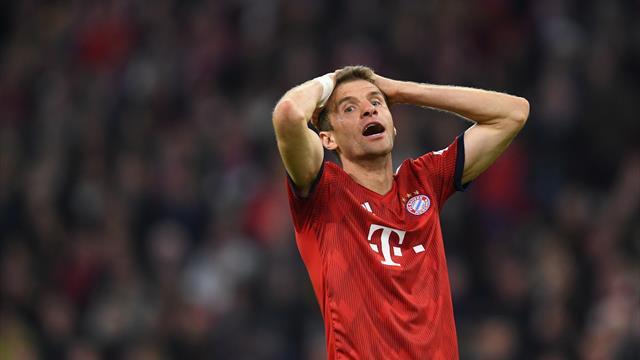 Müller unter Druck: Bayern-Star droht Negativrekord