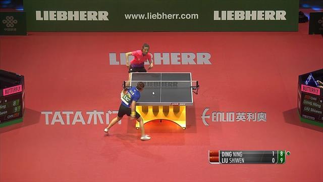 Liu Shiwen advances to final after win over Ding Ning