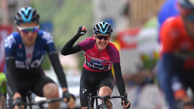 Fausto Masnada wins in Bolzano