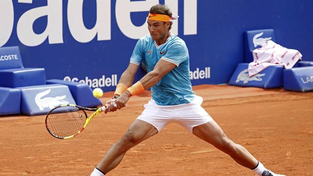 Nadal tombe, Thiem rejoint Medvedev en finale