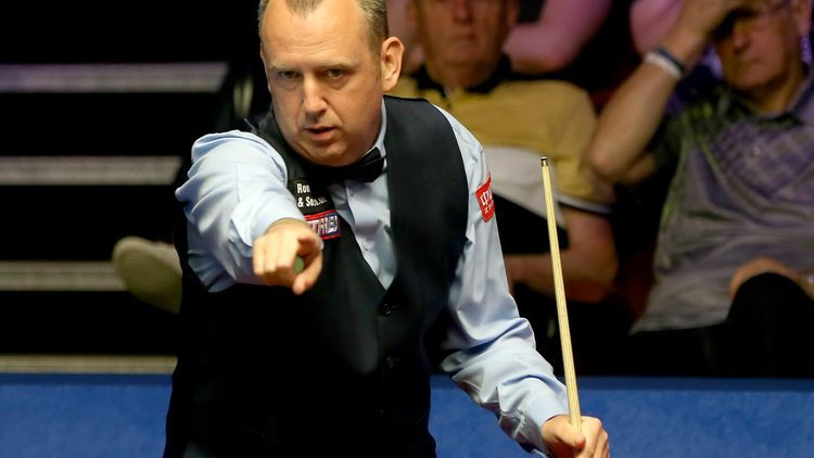Mark Williams and Mark Selby crash out Stephen Maguire ends Cahill ...