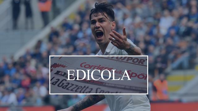 Roma, Totti apre a Conte: