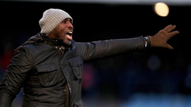 Sol Campbell leaves Macclesfield after just eight months