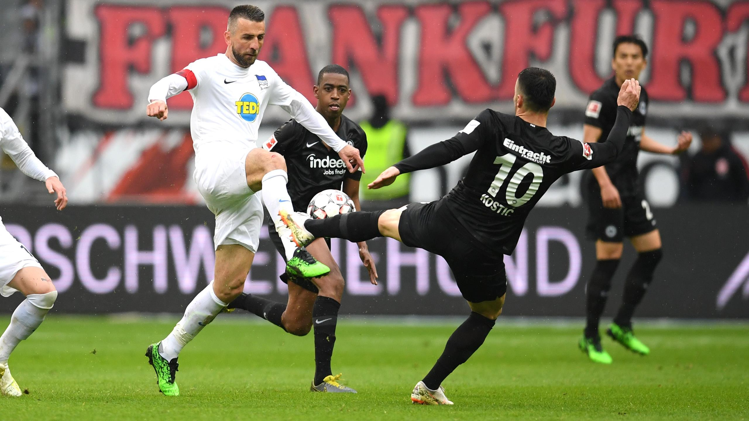Frankfurt Gegen Hertha