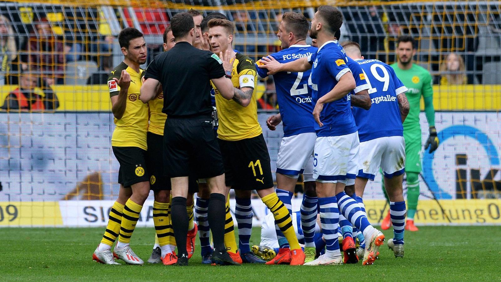 Stimmen Bvb Schalke 04 Der Grosste Skandal Im Fussball