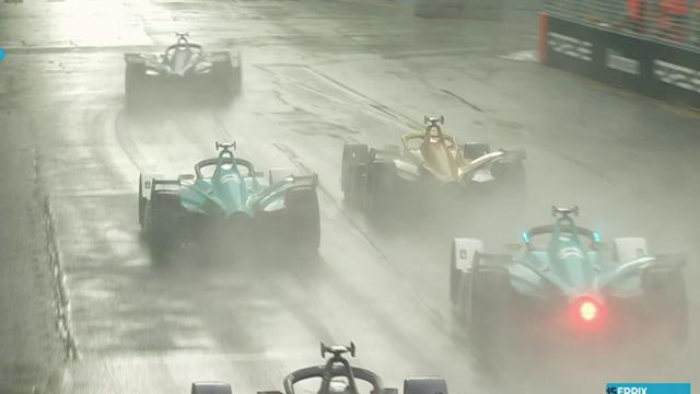 Highlights E-Prix Paris: Frijns triumphiert bei Regen, Sturm und Hagel