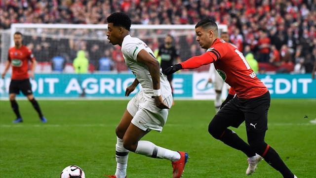 La boulette qui a relancé Rennes : Kimpembe a marqué contre son camp