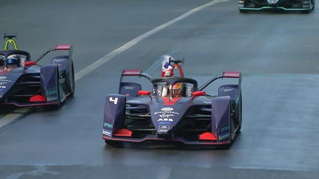 Fórmula E, ePrix París: Así fue la última vuelta en la victoria de Frijns
