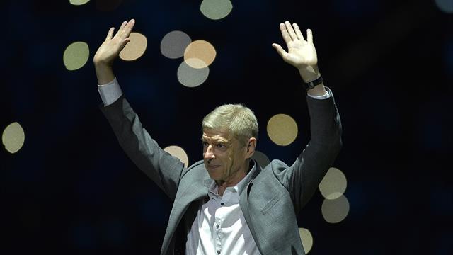"""Wenger : """"Je vais revenir dans le monde du football, mais je ne sais pas dans quel rôle..."""""""