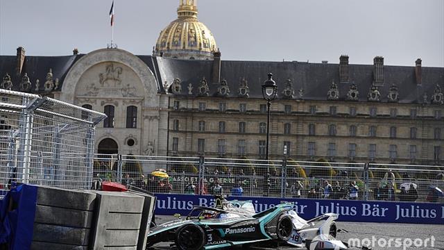 La caótica carrera de París condicionará la parrilla de Mónaco