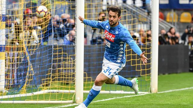 Napoli contestato dagli ultras a Frosinone, il labiale di Mertens: