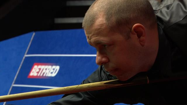 'What a shame!' - Hawkins misses golden opportunity for Crucible 147