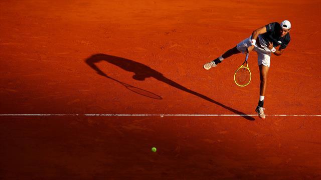 Berrettini batte Krajinovic e trionfa a Budapest: gli highlights della finale