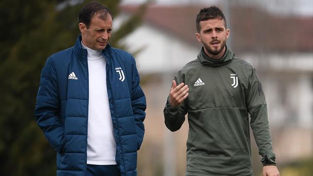 Calciomercato Juventus: Pjanic pronto a lasciare i bianconeri