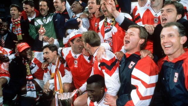 By George: Arsenal and the '94 Cup Winners' Cup