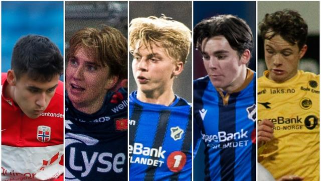 – Dette er de beste U20-spillerne i Eliteserien