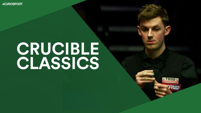 Crucible Classics: Cahill recreates combo from O'Sullivan triumph