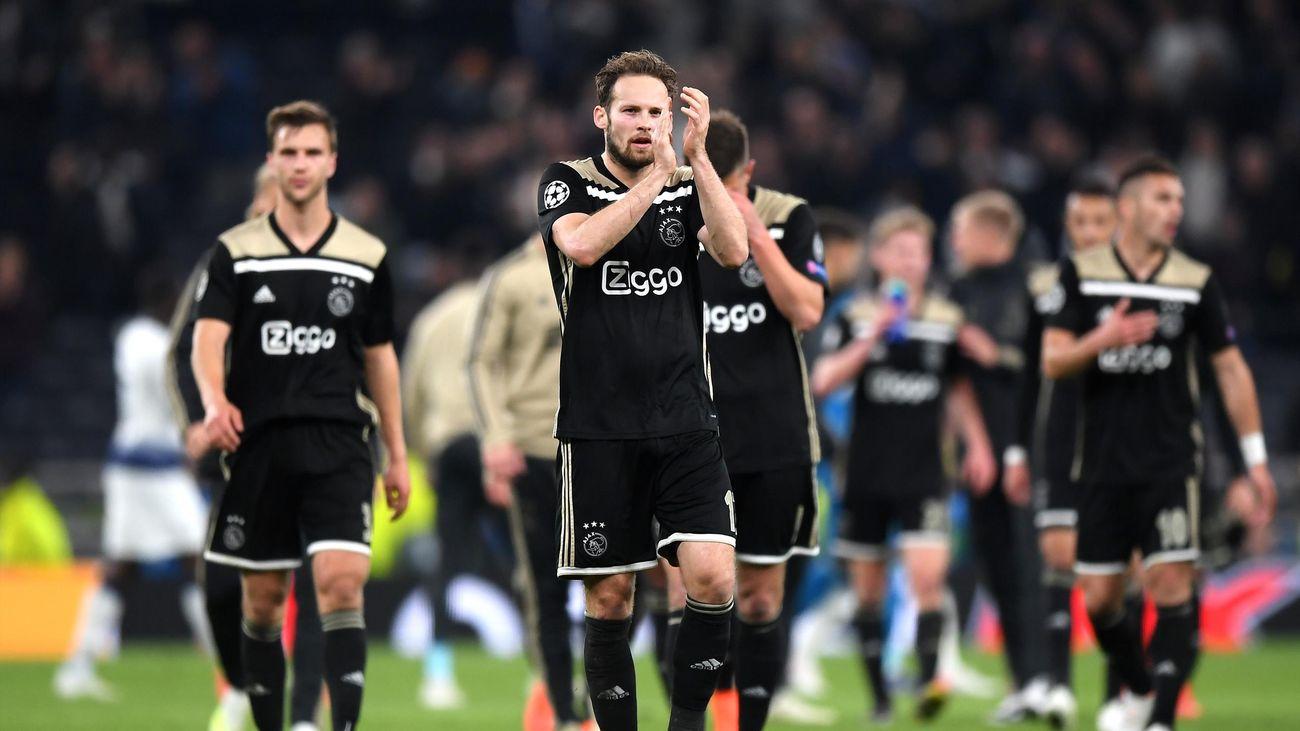 L'Ajax sait faire autre chose que régaler