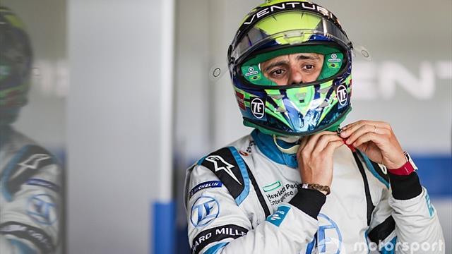 La mala suerte de Massa con el visor que afectó su carrera en París