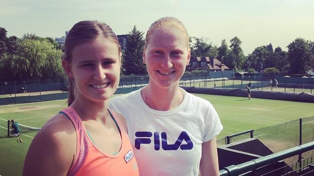 Бельгийские теннисистки-лесбиянки – о возможной встрече на корте: «Не хотим даже думать об этом»