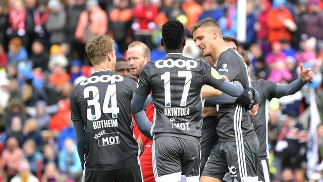 Etterlengtet seier for Rosenborg  – gikk videre i cupen