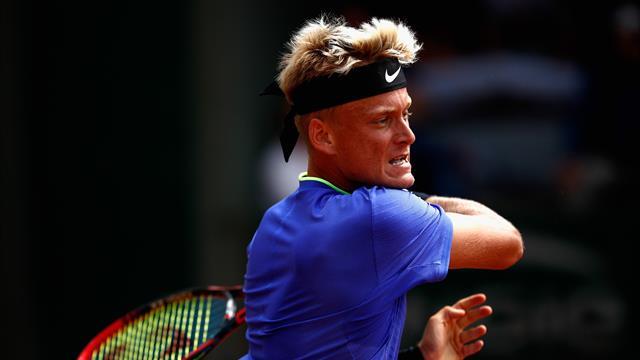 Tennis Talent : Kuhn ne veut pas rester le héros malheureux de Miami