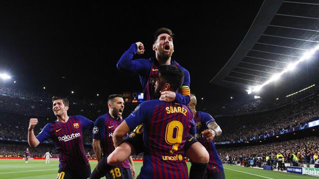 «Барселона» закатила «Ливерпулю» 3, у Месси дубль