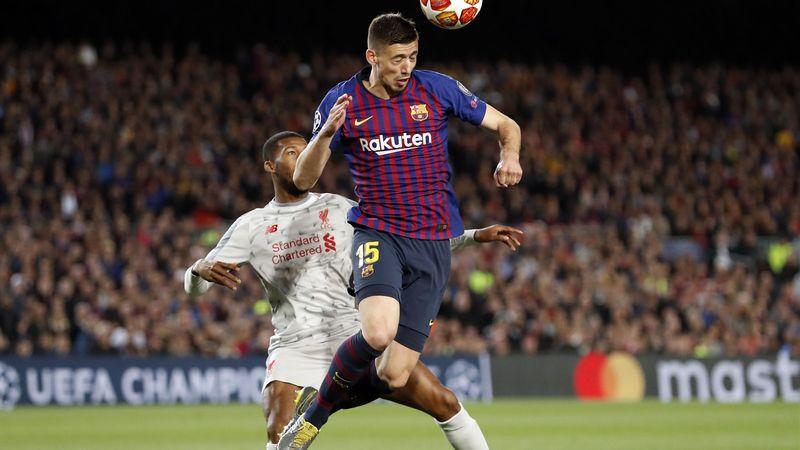 Lenglet Wijnaldum Barcelone-Liverpool