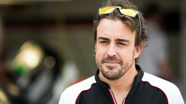 """💪👁 Alonso: """"Soy optimista, deberíamos estar listos para cualquier situación de carrera"""""""