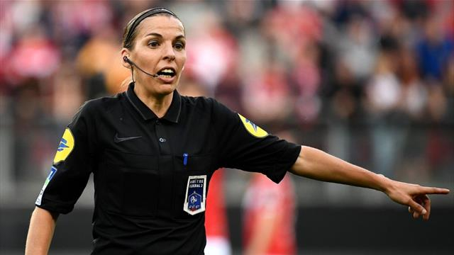 First female ref to officiate Super Cup is ready for spotlight