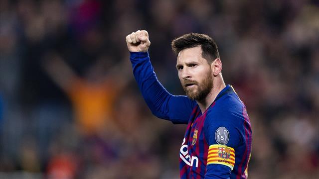 """Trotz Ausstiegsklausel: Messi will """"so lange wie möglich bei Barça bleiben"""""""