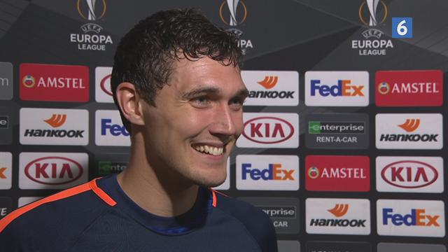 Andreas Christensen: Jeg havde glædet mig til at spille i denne kulisse