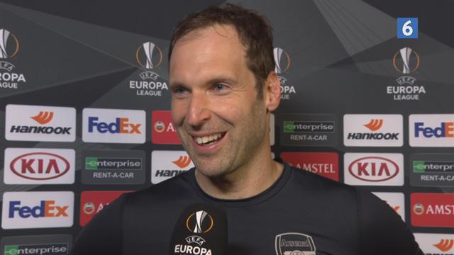 Petr Cech: Det er skræmmende, at jeg har spillet min sidste europæiske hjemmekamp
