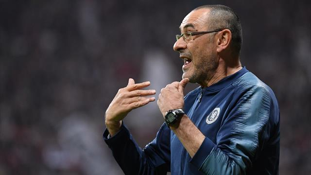Sarri explains decision to drop Hazard to bench