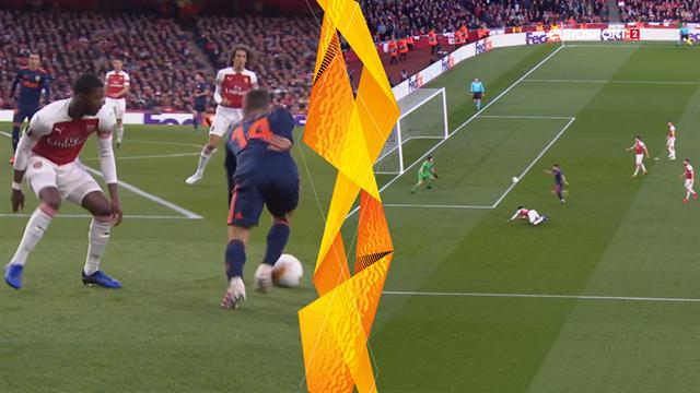 Mustafi eller Maitland-Niles? Den unge Arsenal-back med 10 sekunders total blackout