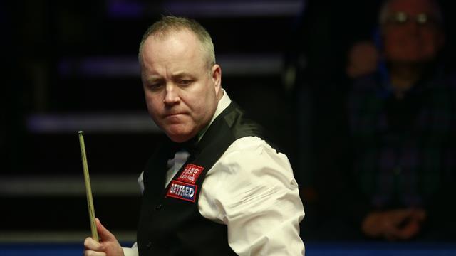 Higgins closes gap on Gilbert in taut semi-final