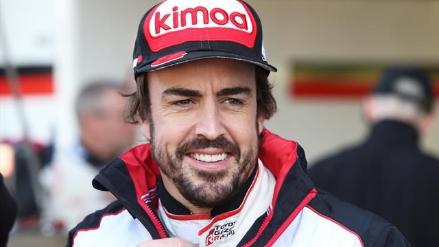 Fernando Alonso, en exclusiva en Eurosport: El motivo de su decisión de abandonar el WEC