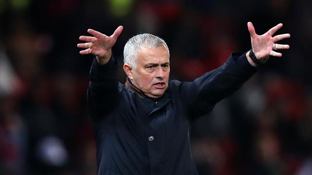 Parker: Mournful Mourinho has to change after criticising Solskjaer