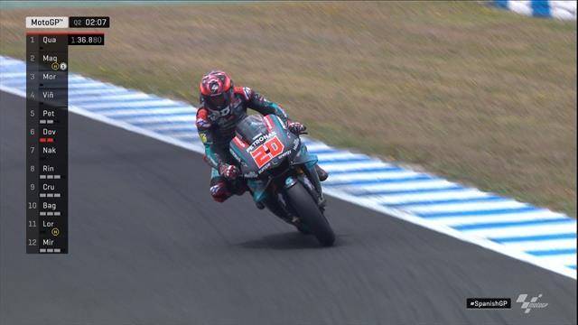 MotoGP | Quartararo verbreekt record Marquez - jongste coureur op pole