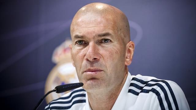 """Zidane, sobre Bale: """"No sé si será su último partido, pero mañana estará en la convocatoria"""""""