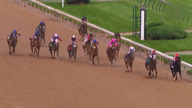 Longines Race of the Week: Serengeti Empress claims 145th Kentucky Oaks
