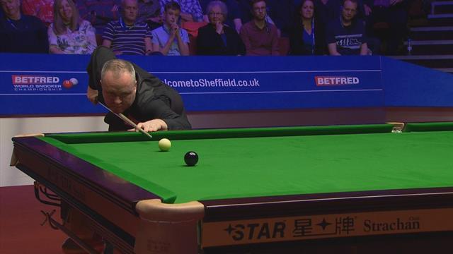 Higgins sends semi-final to final-frame decider