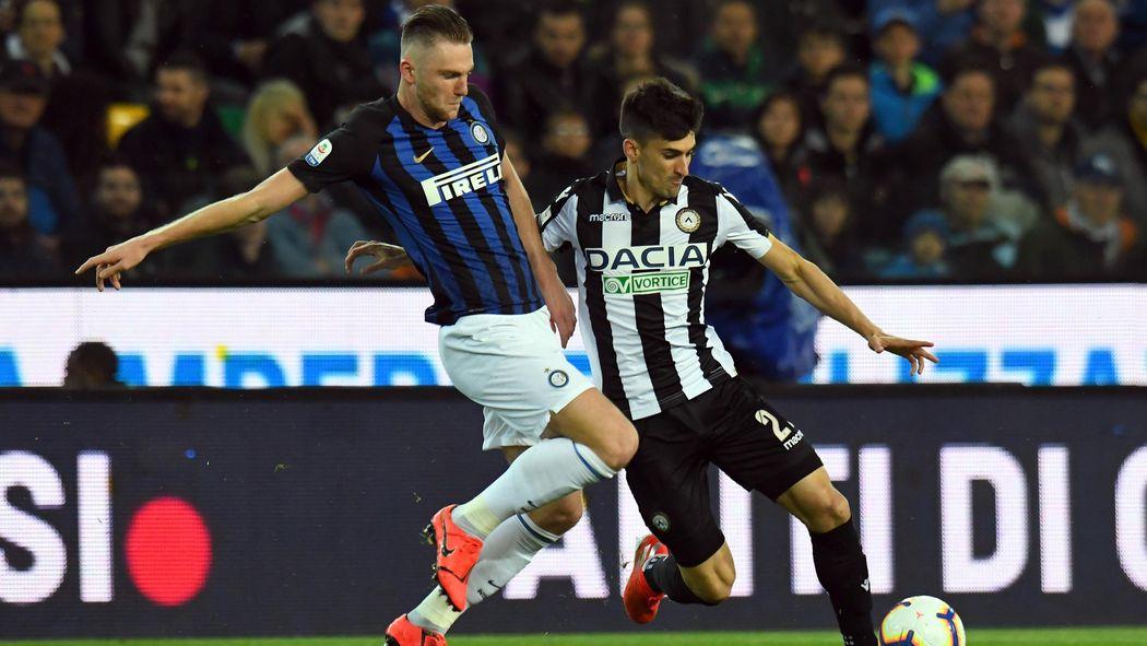 Udinese Calendario 2020.Inter Udinese Probabili Formazioni E Statistiche Serie A