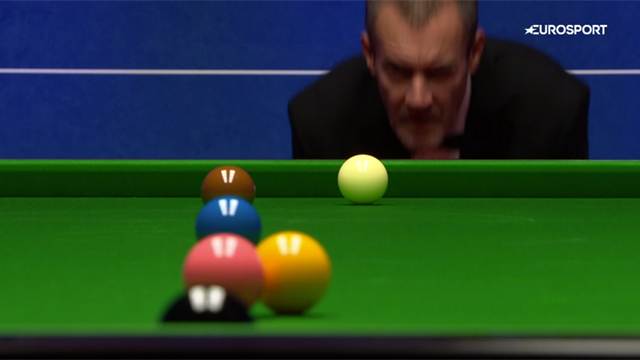 Shot of the World Championship? Watch Wilson's incredible effort against Trump