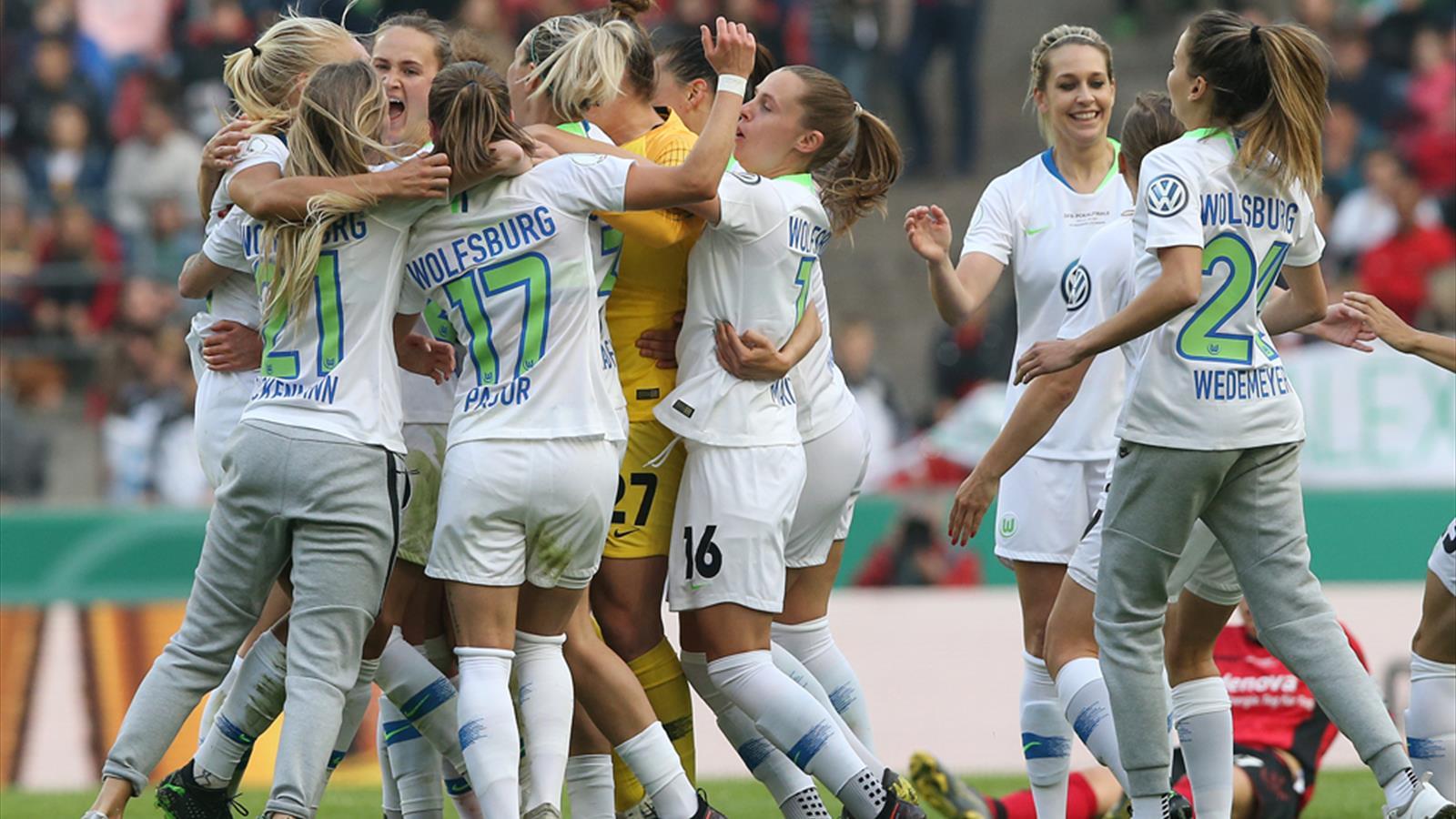 Frauen Fussball Bundesliga